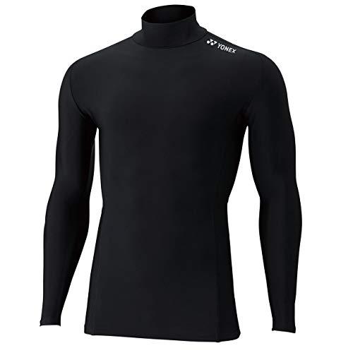[ヨネックス] テニスウェア ハイネック長袖シャツ [ユニセックス] STBF1015 ブラック (007) M