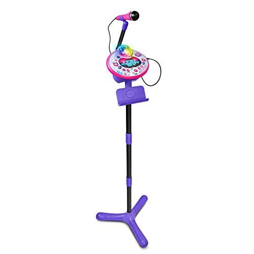 VTech Kidi Star Karaoke Machine (Pink/Purple)