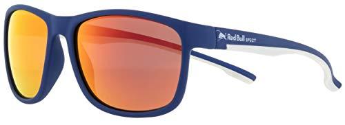 Red Bull SPECT Eyewear Herren Sonnenbrille TWIST-011P Dark Blue