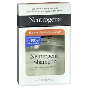 Neutrogena Shampoo–170g