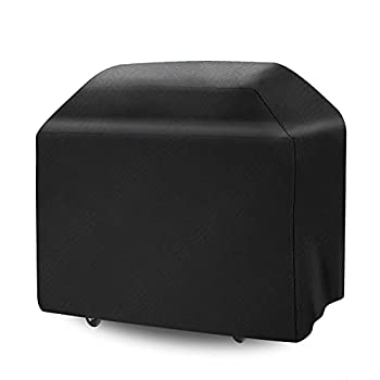 Grill Cover 58 Inch Large Waterproof & Outdoor Gas Grill Cover Weather & Fade Resistant Heavy Duty Grill Cover 3-4 Burner BBQ Grill Covers Compatible for Weber CharBroil Nexgrill Brinkmann
