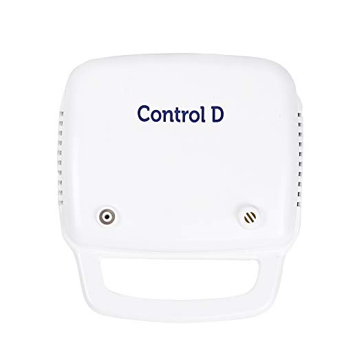 Control D White Compressor Nebulizer With Child & Adult Masks
