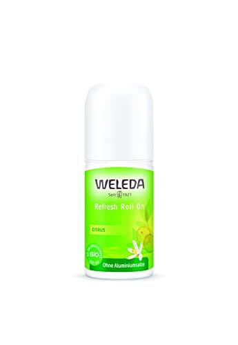 Weleda babyshampoo Italië Deodorant Roll-On Limette Weleda babyshampoo Fresh 24h - 50 ml