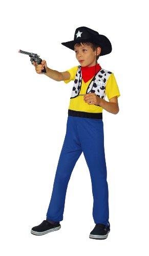 César - F083-003 - Costume - Déguisement Cowboy - 8/10 Ans