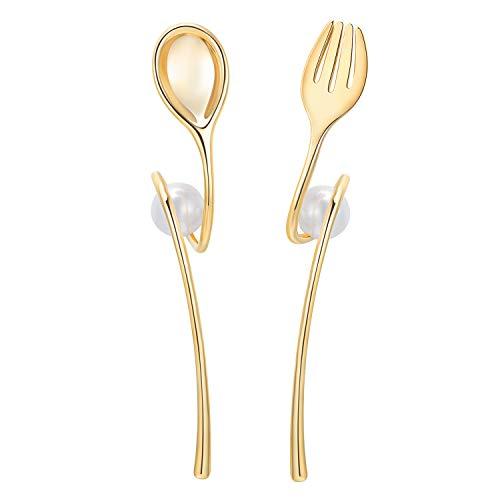 El Mejor Listado de Tenedor-cuchara que Puedes Comprar On-line. 6