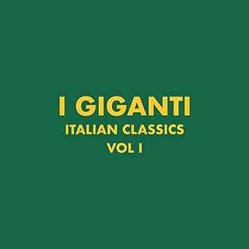 Italian Classics: I Giganti Collection, Vol. 1