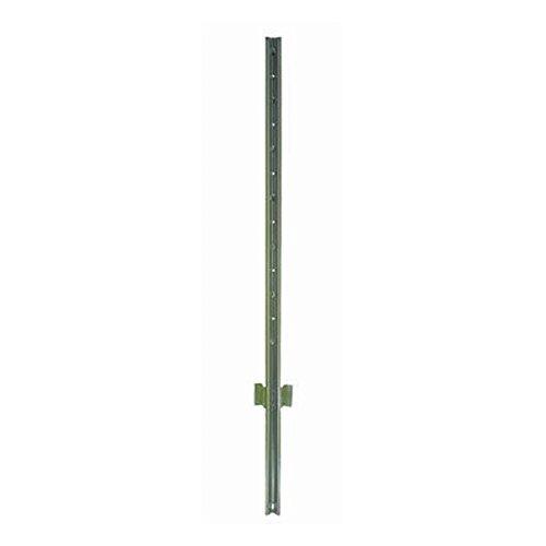 MAZEL Light Duty Steel U-Posts- Set of 10 - Choose Length (5')