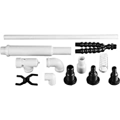 All glass aquarium overflow accessory kit- new Manufactured by all glass aquariums Quality construction is the standard at all-glass aquarium