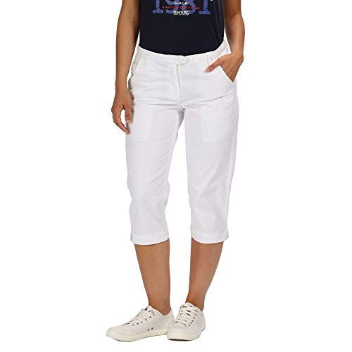 Regatta Dames Maleena Ii Multi Pocket Capri Broek Shorts