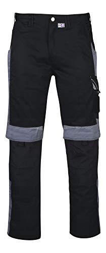 Unbekannt Arbeits Bundhose, Farbe schwarz/grau, Gr.52