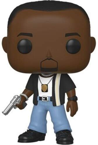 Pop! Movies: Bad Boys - Marcus Burnett