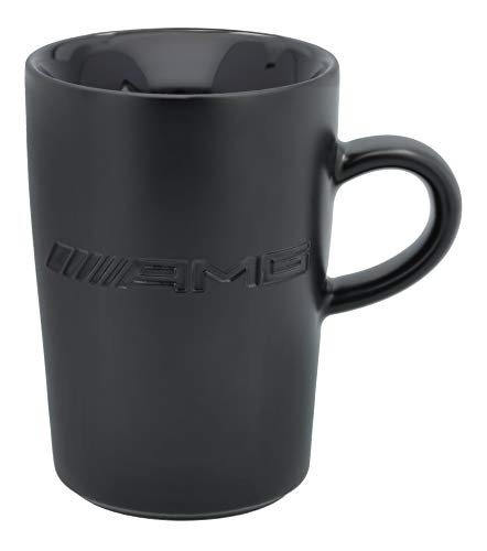 Mercedes-Benz Collection 2020 AMG Kaffeebecher, schwarz matt, Kahla