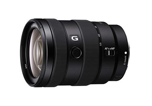Sony SEL-1655G Weitwinkel-Zoom-Objektiv (16-55 mm, F2.8, APS-C, geeignet für A6600, A6500, A6400, A6100, A6000, A5100, A5000 und Nex Serien, E-Mount) schwarz