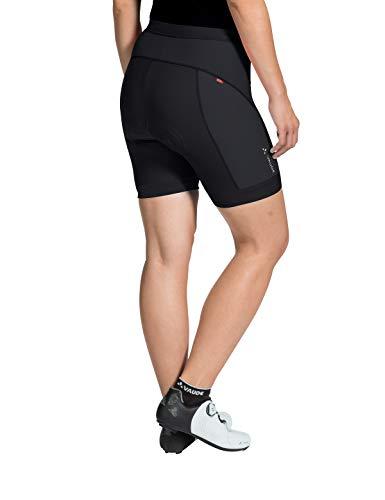 VAUDE Damen Women´s Advanced Shorts III Hose, Black, 34 - 3