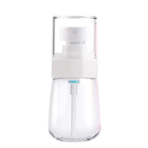 MSYOU Botella de Aerosol para cosméticos, Protector Solar, Mini Botella de Aceite Esencial dispensador de Perfume en Spray Transparente UPG Spray Botella