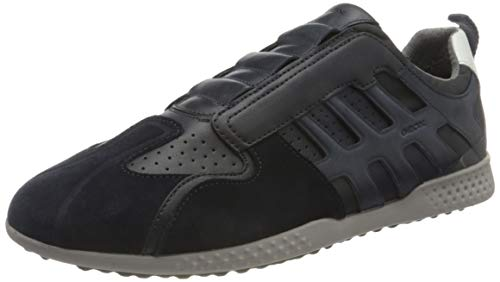 GEOX U SNAKE.2 A NAVY Men's Trainers Low-Top Trainers size 39(EU)