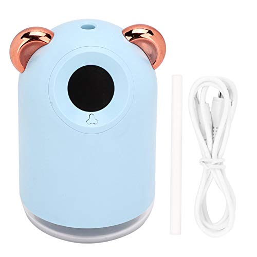 Air Atomizer, With Light Air Purifier Cute Mini Humidifier, Tea Room for Home Study Room Bedroom