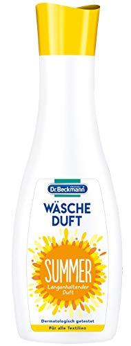 Dr. Beckmann Wäscheduft Summer, Waschmaschine und Trockner geeignet, 250 ml
