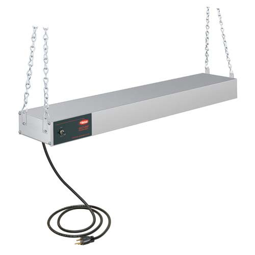 Hatco AH36120TCCS Overhead Food Warmer - Quick Ship, 36'W, Control Type: Toggle Switch