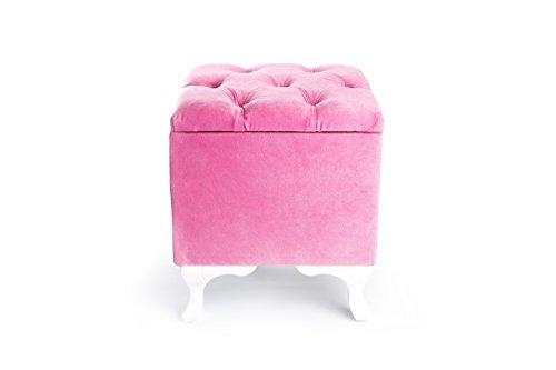 Kora Schminksitz Sitzmöbel Sitzhocker (Pink)
