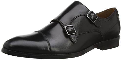 ALDO Herren ARROLFLEX Kleid Schuhe, Schwarz, 42 EU