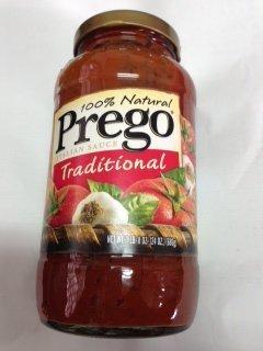 キャンベル Prego プレゴ パスタソース トラディショナル680g 2本セット イタリアンソース プレーンタイプ