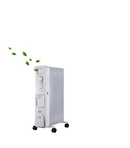 DCG Eltronic RAU3809 Interno Bianco 2000W stufetta elettrica