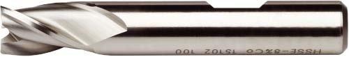 ORION Bohrnutenfräser DIN 327 N kurz 9 mm HSSE8 Schaft DIN 1835B Z=3