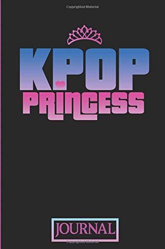 KPOP Princess Journal: Journal Diary for KPOP Fans