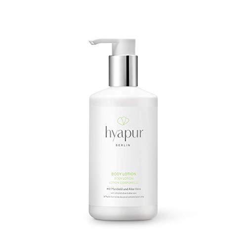 Hyapur® Lotion Corporelle GREEN Soin du corps, pour peau hydratée, 250ml