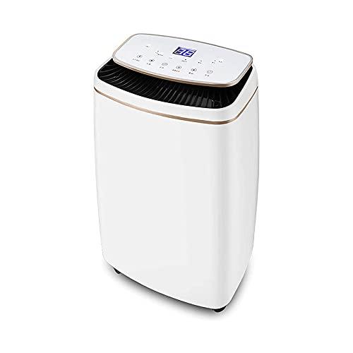 SHUILV Deumidificatore Design Quiet Design Intelligente Controllo di umidità 24H Timer for la casa, il bagno, il ripostiglio, la camera da letto, la piccola stanza, il seminterrato, la barca, la muffa