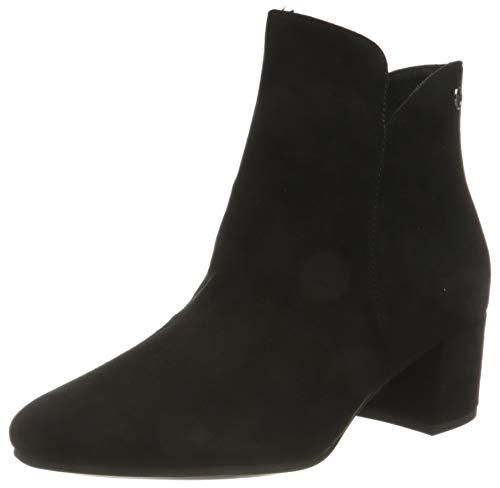 Tamaris Damen 1-1-25372-25 Stiefelette, schwarz, 38 EU