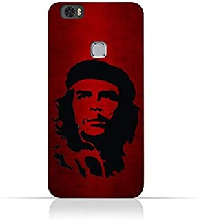 Huawei Honor Note 8 TPU Silicone Case with Che Guevara Silhouette Pattern