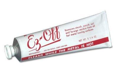 Faultless Ez Off - Limpiador de metal de plancha