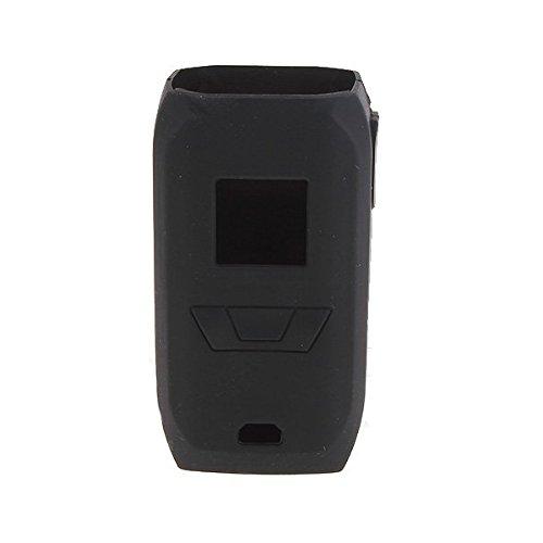 Rayley Protective Silicone Case Skin Sleeves Cover for Vaporesso Revenger Kit Revenger 220 Mod (Black)