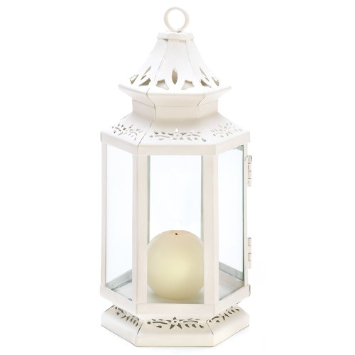 Tom & Co. 10 Wholesale Medium Victorian Lantern Wedding Centerpieces