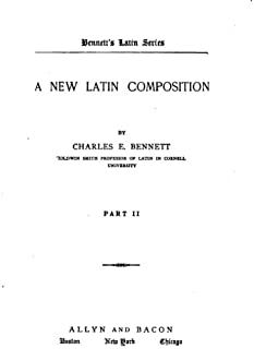 A New Latin Composition - Part II