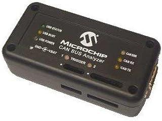 Ferramenta de analizador de busto Microchip APGDT002, CAN 2.0B, ISO11898-2
