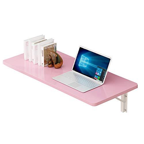 ZYAL Klappwand Tisch Wandregal Kindertisch Küchentisch/Computertisch, für kleine Räume