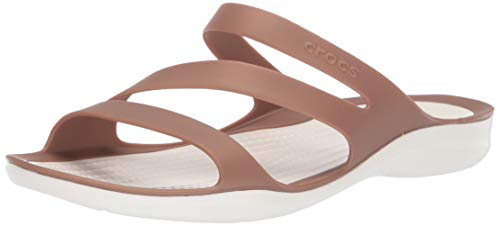 Crocs Women's Swiftwater Sandal | Cute Sandals for Women | Slip On Shoes