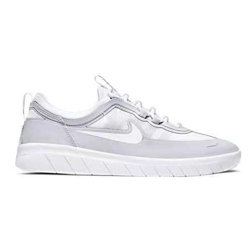 Nike SB Nyjah Free 2 Skateboard Schuhe für Herren (Numeric_44_Point_5)