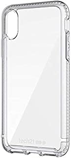Tech21 Evo Check Case for iPhone X - Clear White