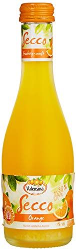 Valensina Secco Orange von Katlenburger halbtrocken 24 x 0,2l trinkfertiger Secco-Orange als Aperitif oder Cocktail