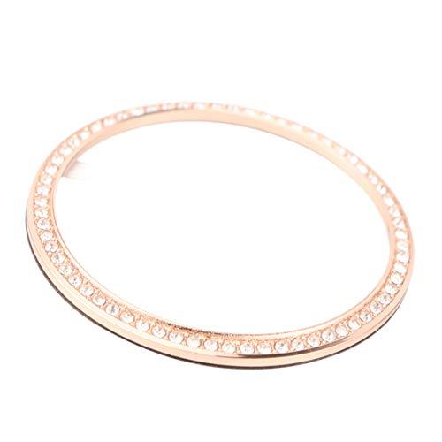Baluue Anillo de Bisel Montado en Diamante Lazo de Bisel Compatible con Samsung Galaxy Watch Prime Protector de Colisión de Reloj Inteligente