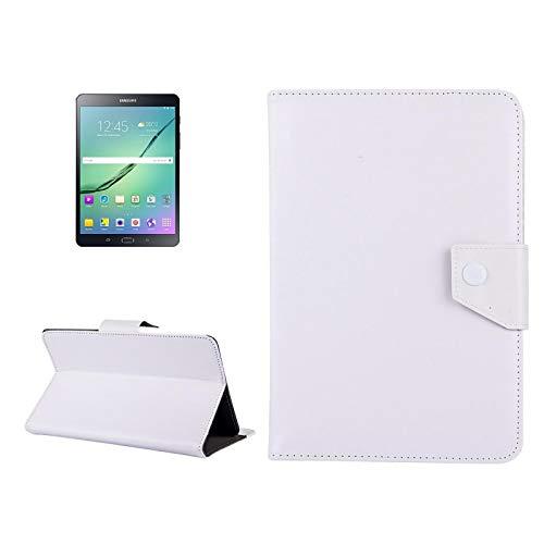 SHISHUFEN Funda de piel para tablet de 8 pulgadas, diseño de caballo loco con soporte para Galaxy Tab S2 8.0 T715 / T710, Cube U16GT, ONDA Vi30W, Teclast P86