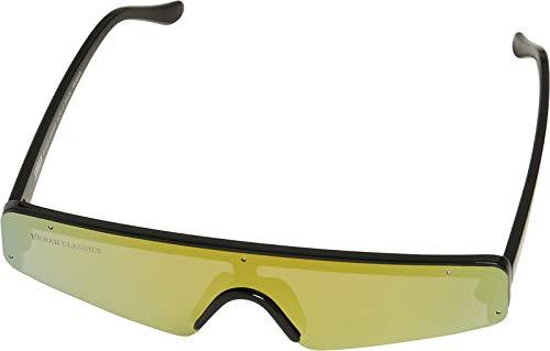 Urban Classics Sonnenbrille Sunglasses KOS Gafas, black/multicolour, Talla única Unisex Niños