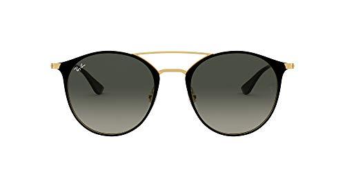 Ray-Ban MOD. 3546 Ray-Ban Sonnenbrille MOD. 3546 Rund Sonnenbrille 49, Gold