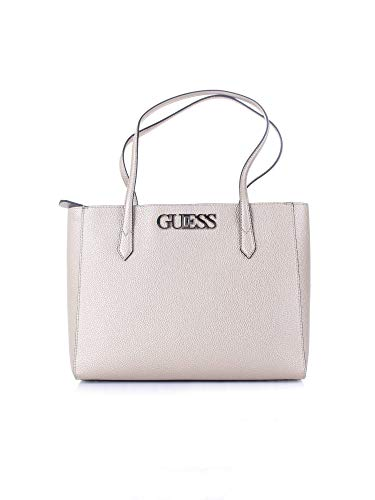 Guess Uptown Chic Elite Tote Uptown Chic Elite - Mono para mujer, Gol, Talla única, Clásico.