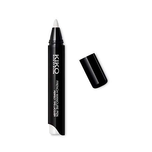 Kiko Milano White French Manicure Pen Caneta de...