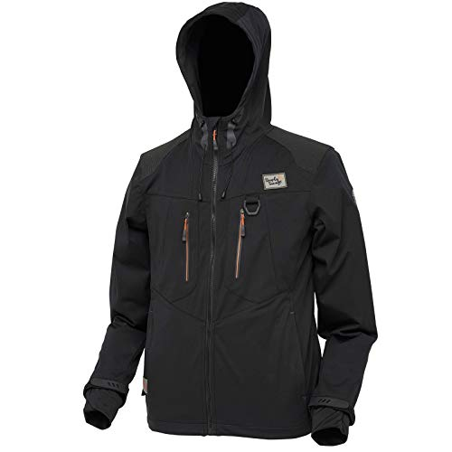 Savage Gear Angelbekleidung Simply Savage Softshell Jacket L